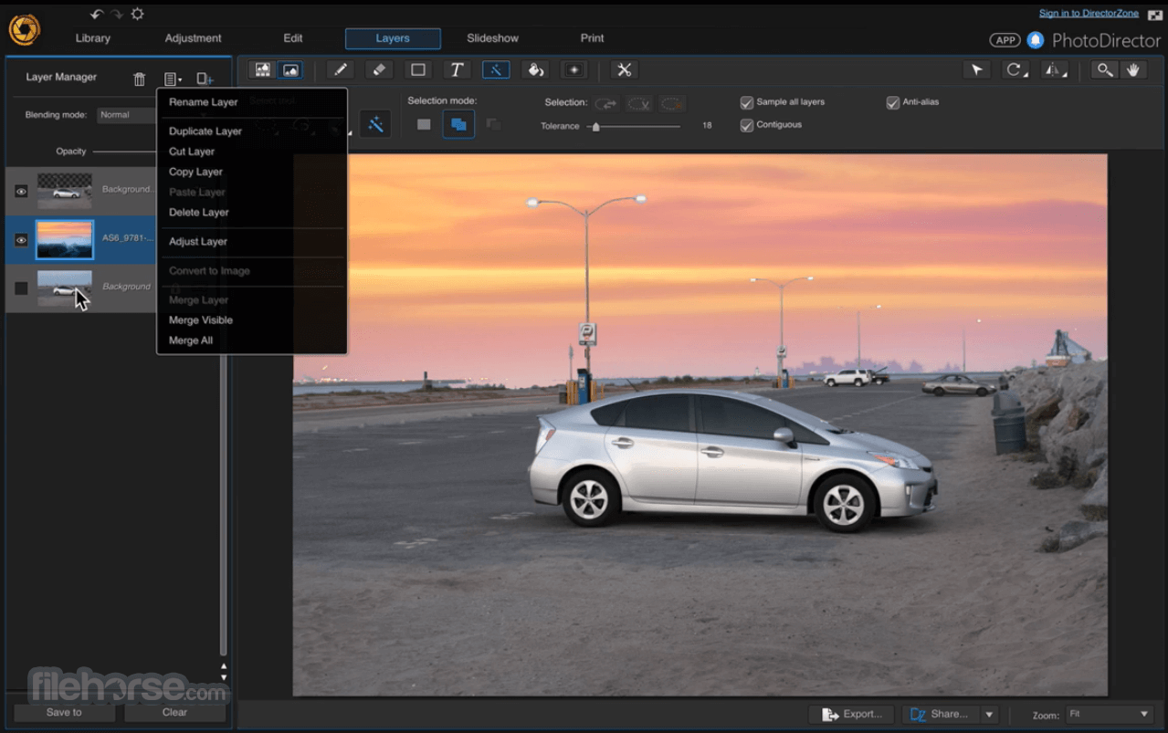 PhotoDirector 9.0.2728 Screenshot 3