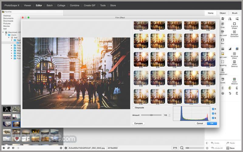 photoscape x 2 6 3 download for mac    filehorse com