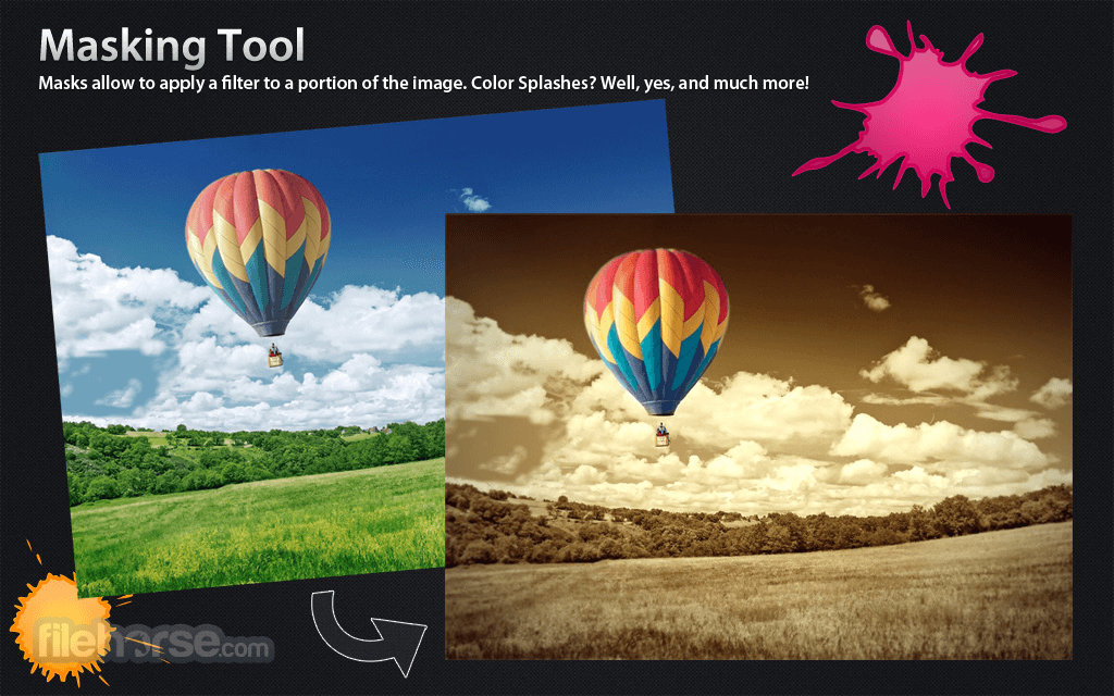 PhotoStyler 6.8.5 Screenshot 2