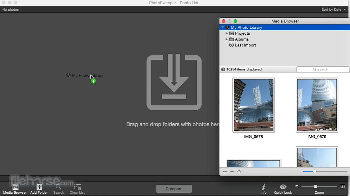 PhotoSweeper X 3.9.3 Screenshot 1