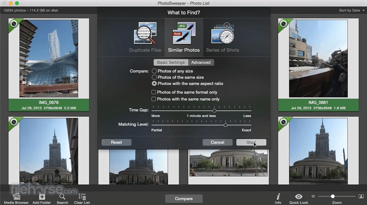 PhotoSweeper X 3.9.3 Screenshot 2