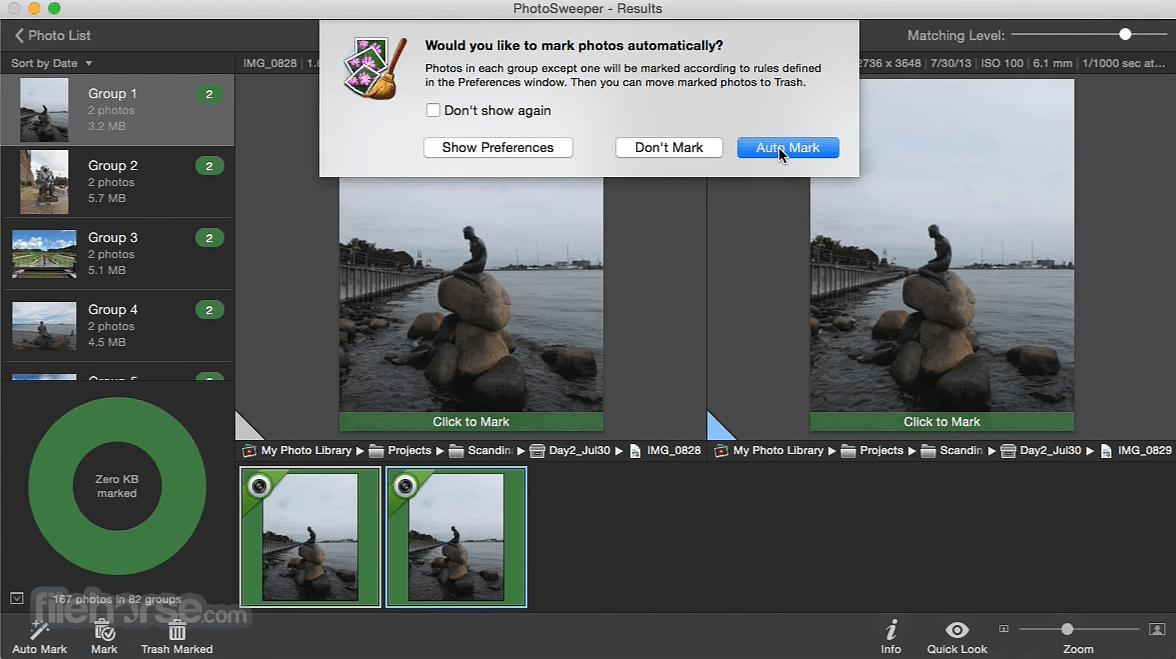PhotoSweeper X 3.9.3 Screenshot 3