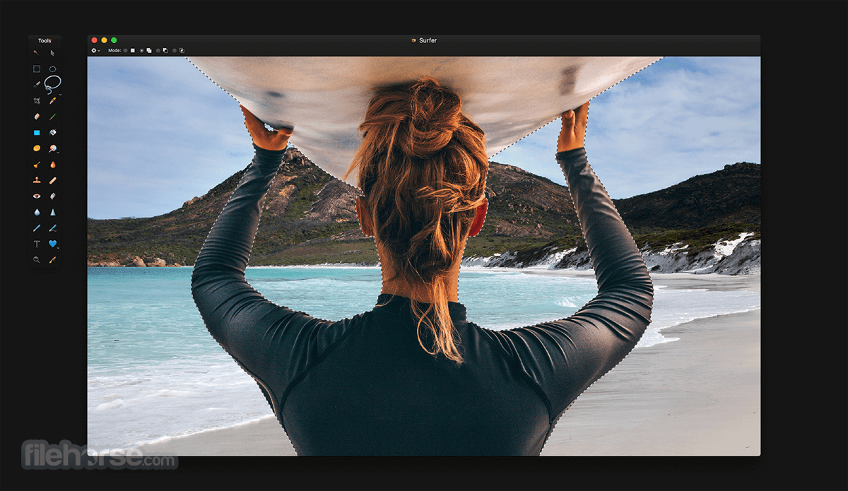 Pixelmator 2.1.1 Screenshot 2