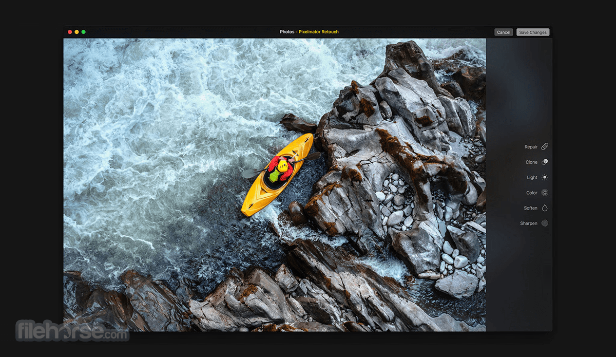 Pixelmator 2.1.1 Screenshot 5