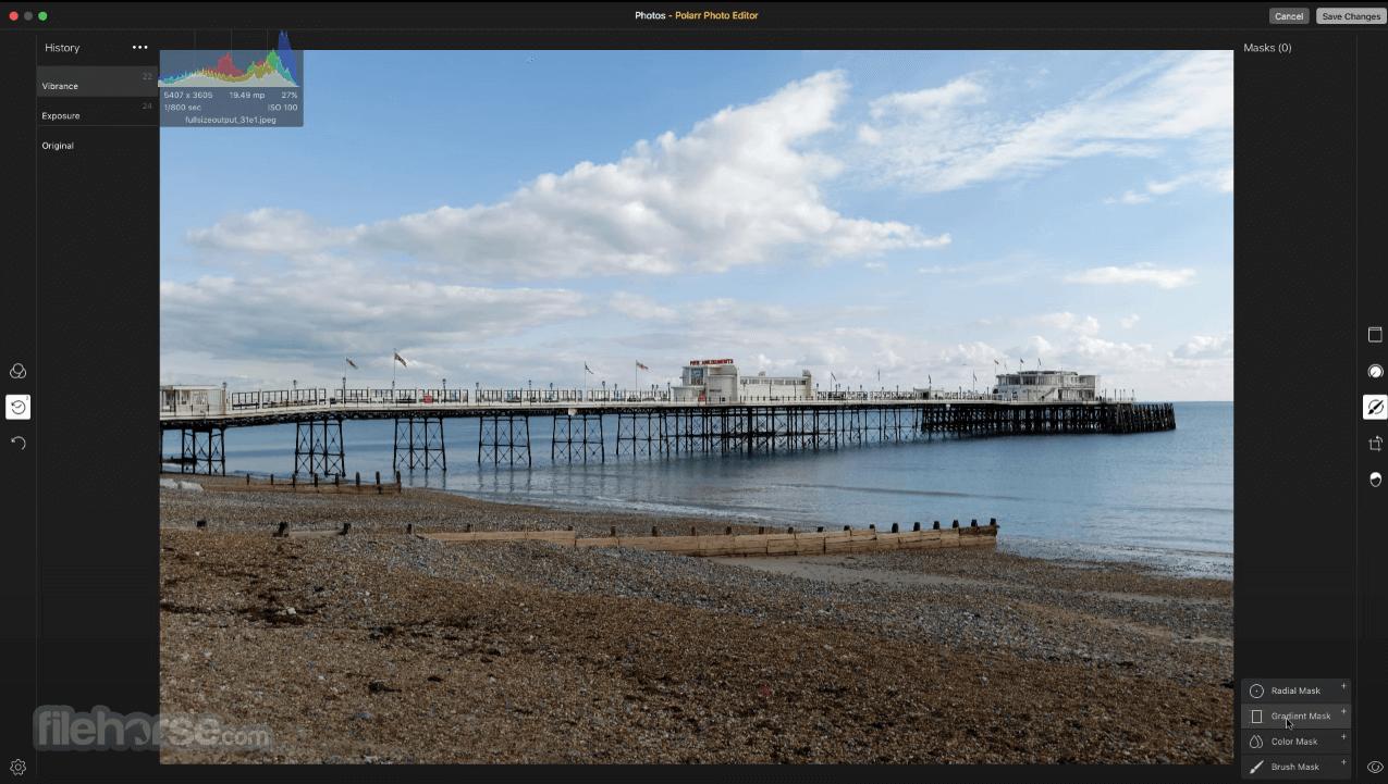 Polarr Photo Editor 5.10.21 Screenshot 1