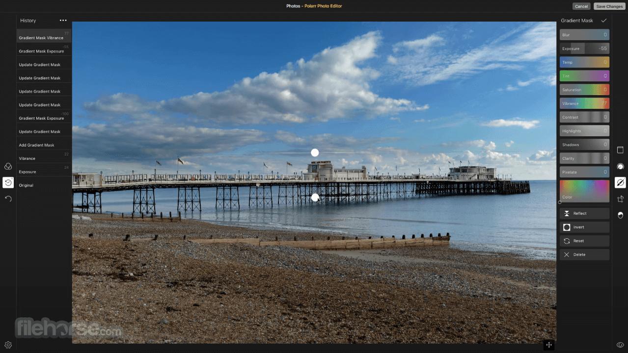 Polarr Photo Editor 5.10.21 Screenshot 2