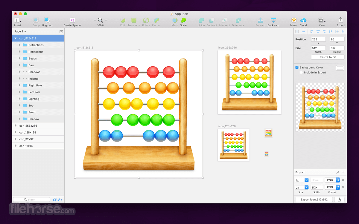 Sketch 50.2 Build 55047 Screenshot 2