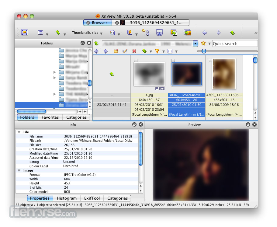 XnView MP 0.82 Screenshot 2