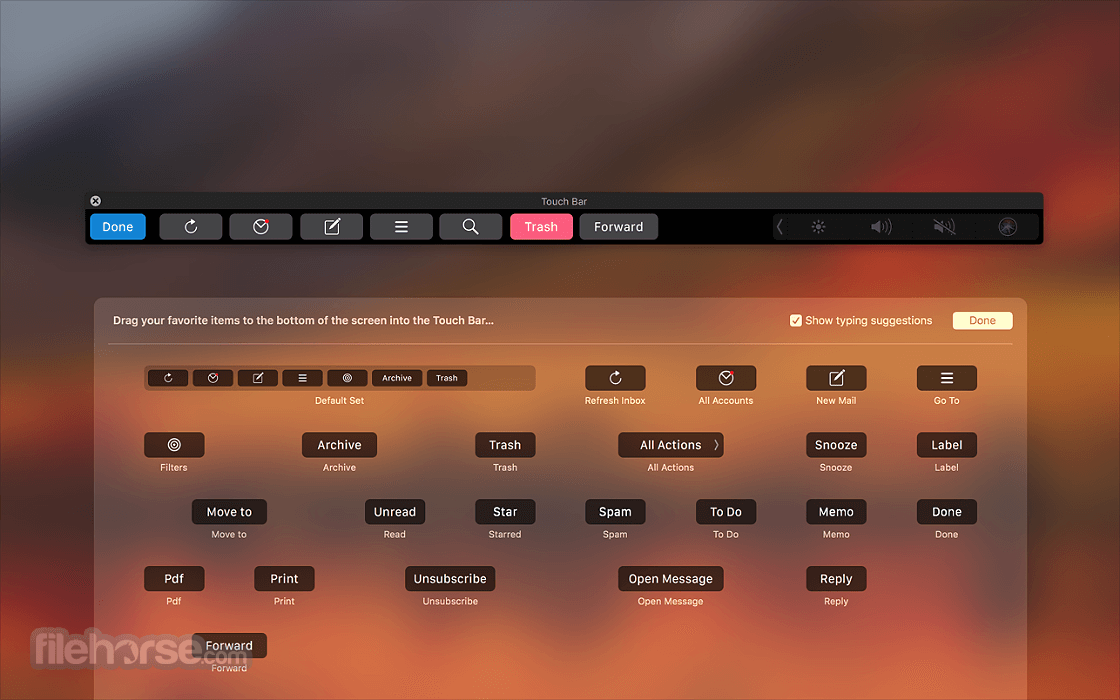Airmail 5.0.7 Screenshot 5