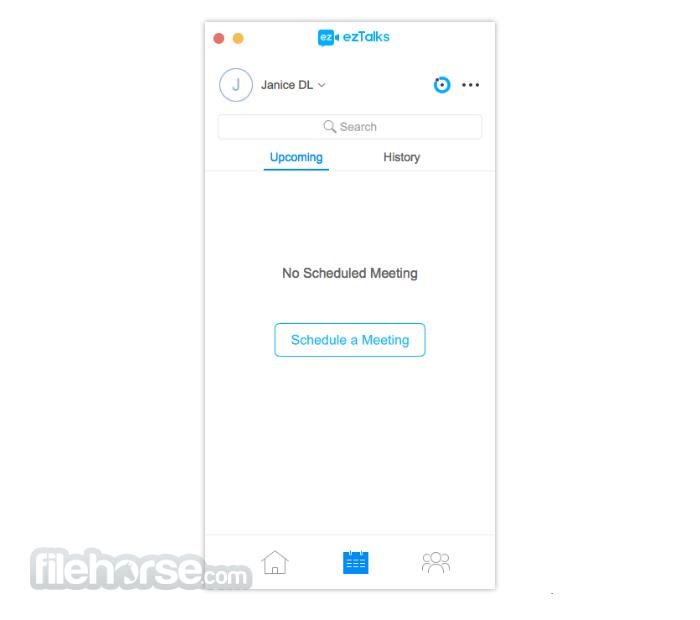 ezTalks 3.5.8 Screenshot 1