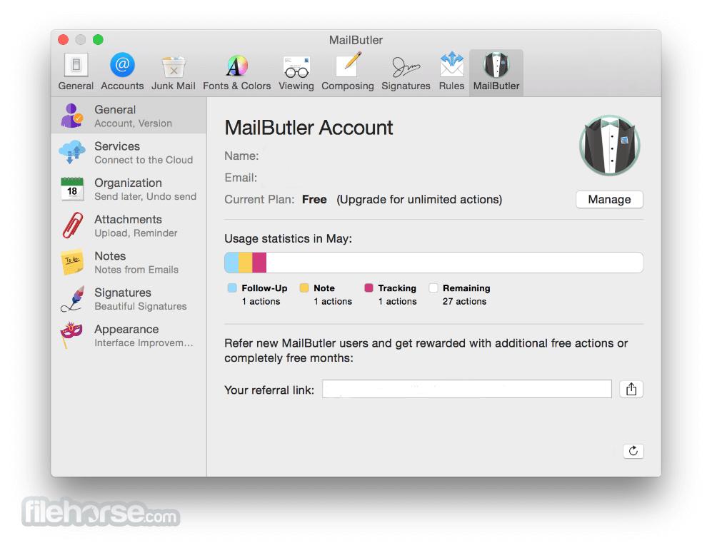 MailButler 3913 Screenshot 1