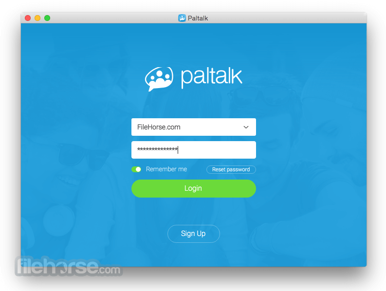 paltalk macbook