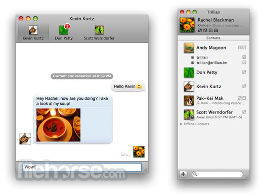 Trillian for Mac - Download Free (2019 Latest Version)