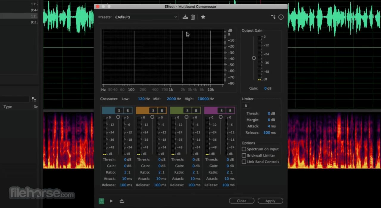 Adobe Audition CC 2020 Build 13.0.9 Screenshot 4