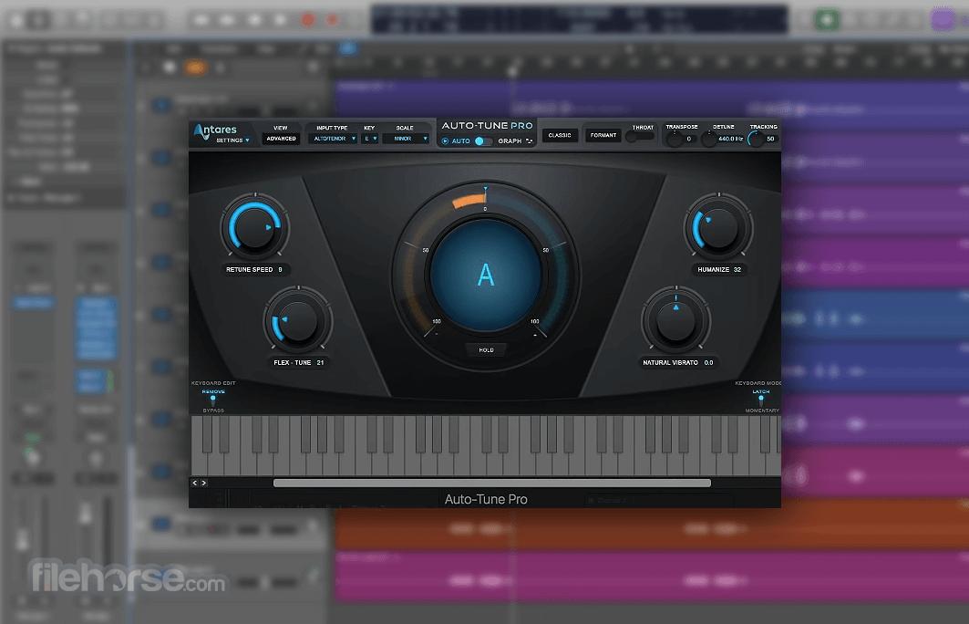 Auto-Tune Pro for Mac - Download Free (2019 Latest Version)