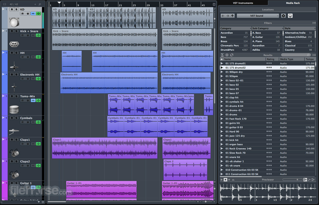 Cubase Pro 10.5.20 (Update) Screenshot 4