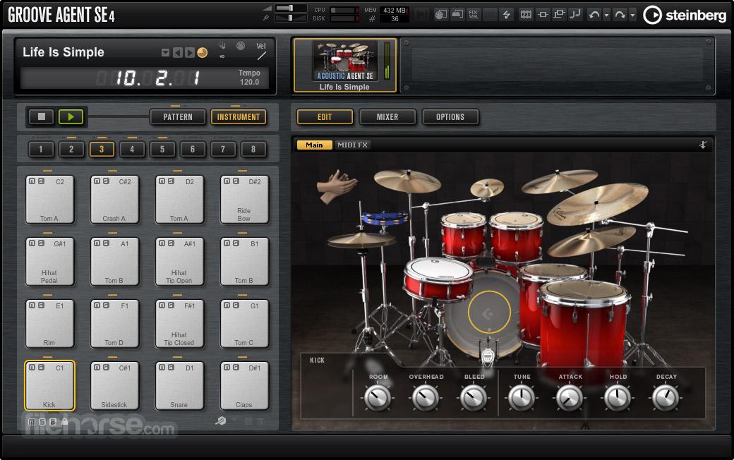 VST Sound Instrument Sets