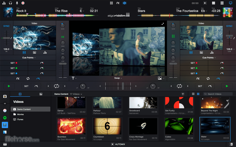 djay Pro 2.2.8 Screenshot 2