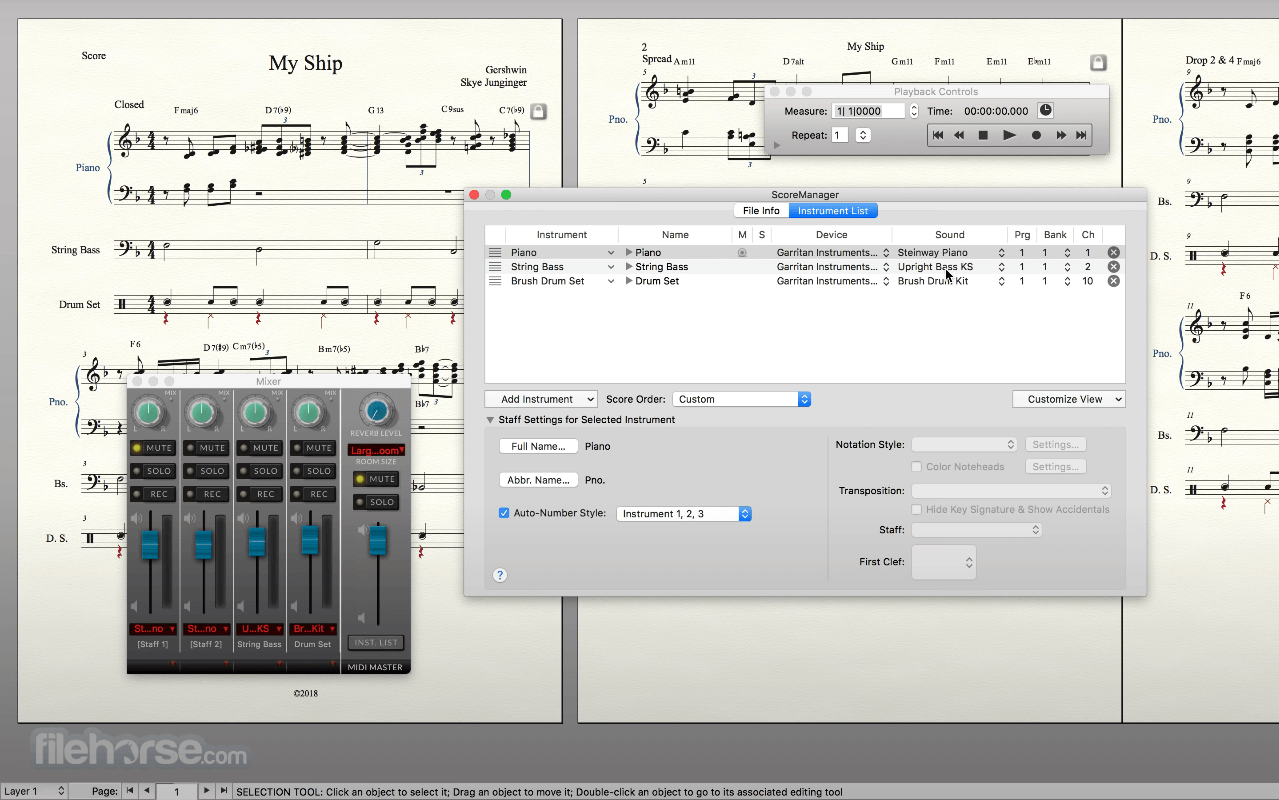 Finale 26.3.0 Screenshot 5