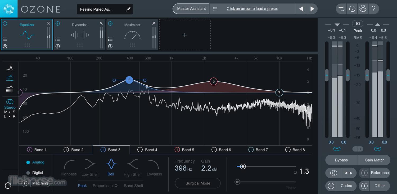 iZotope Ozone Standard 9.1 Screenshot 2