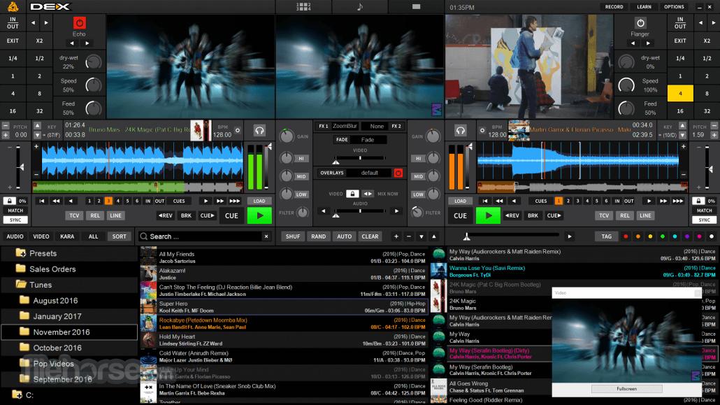 PCDJ DEX 3.13.0 Screenshot 2