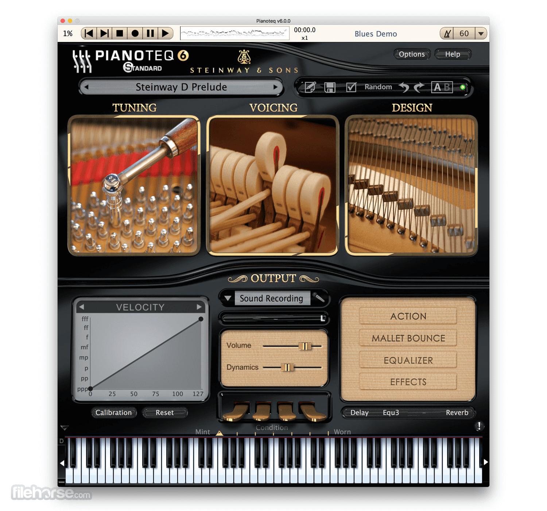 Pianoteq 7.4.2 Captura de Pantalla 1