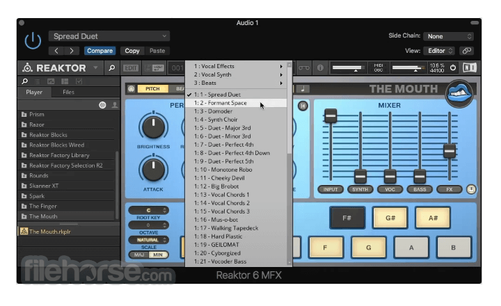 REAKTOR 6.3.1.6 Screenshot 2