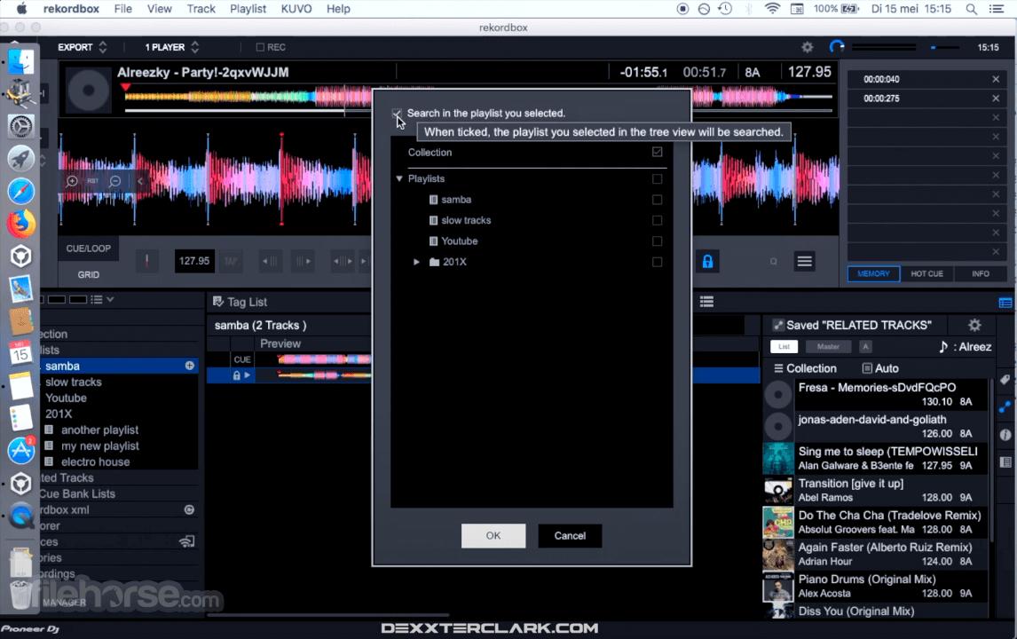 rekordbox 6.2.0 Screenshot 4