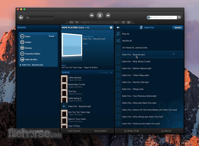 Sonos For Mac