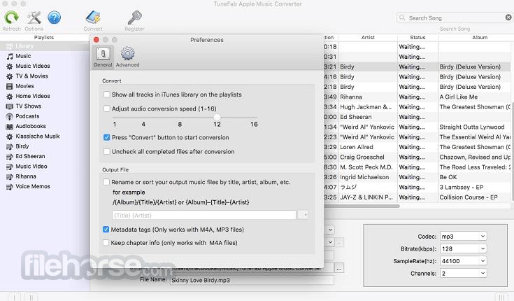 TuneFab Apple Music Converter 7.0.6 Screenshot 3
