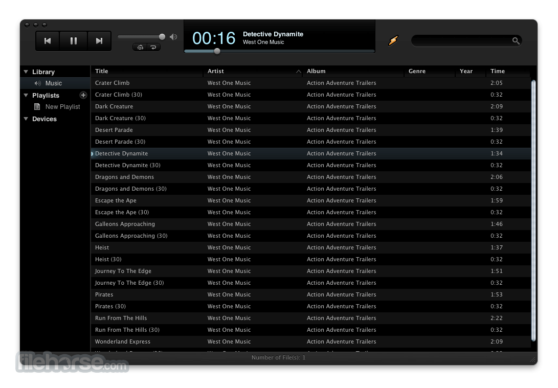 Winamp 0.7.2.53 Screenshot 3