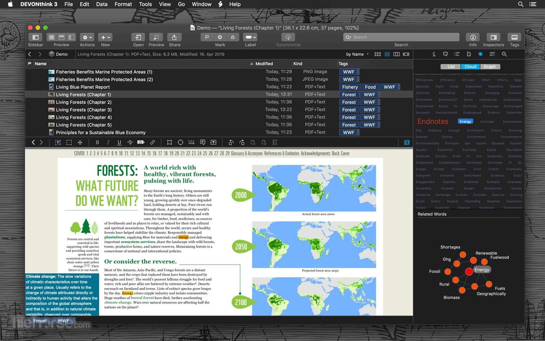 DEVONthink 3.5.2 Screenshot 3