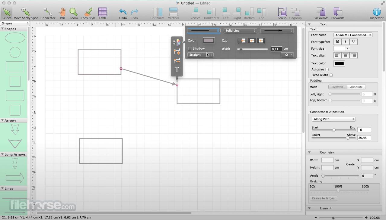 Diagrammix 2.16 Screenshot 1