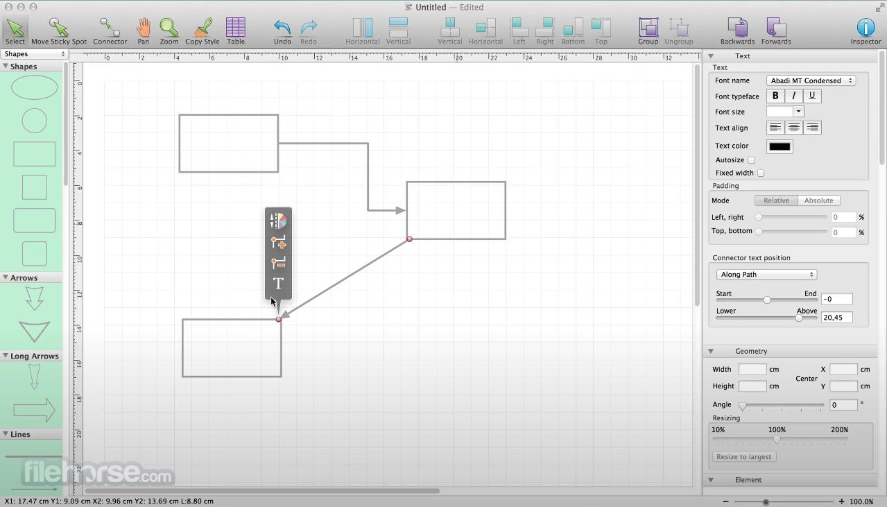 Diagrammix 2.16 Screenshot 2
