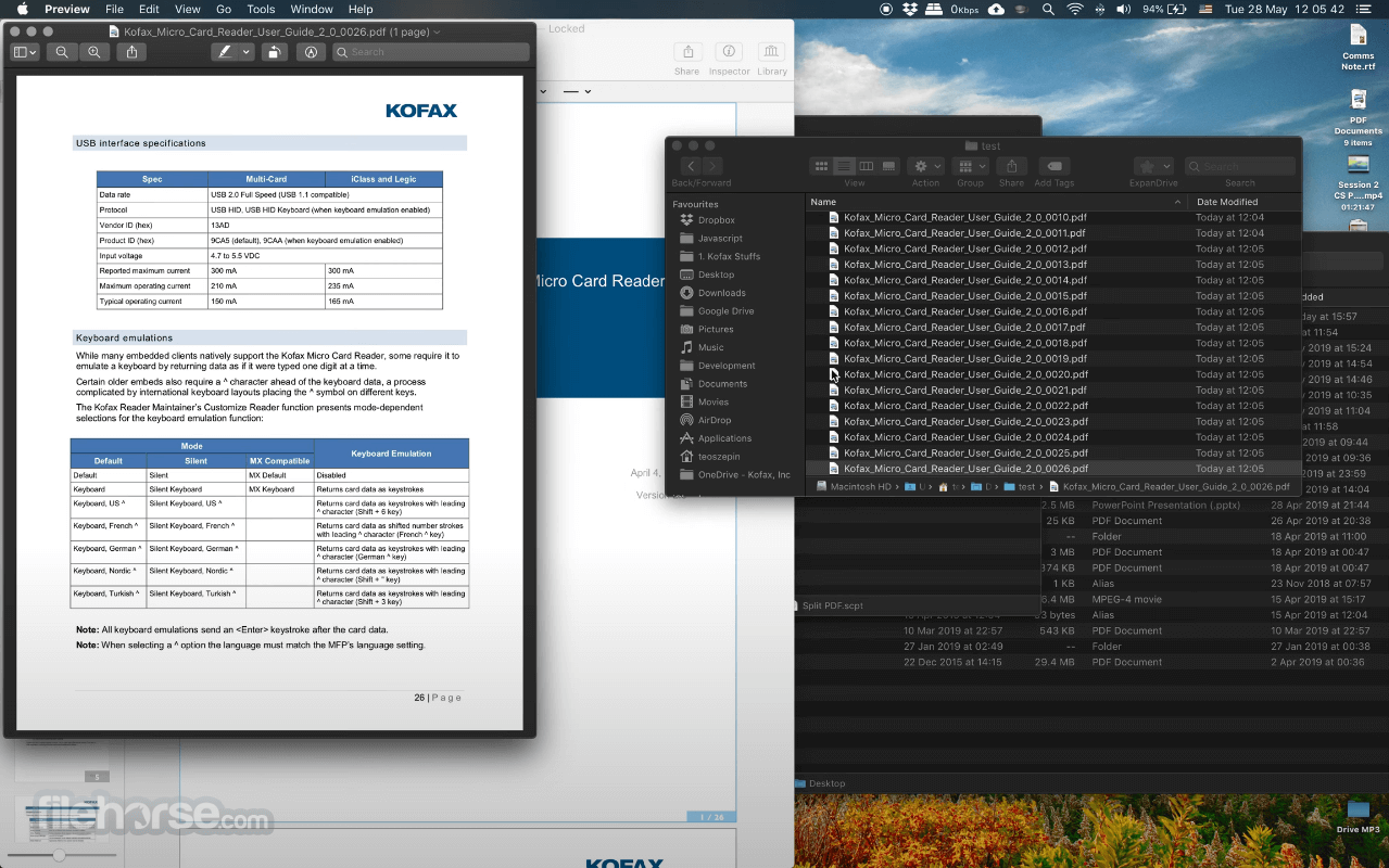 Kofax Power PDF Standard 4.0 Captura de Pantalla 4