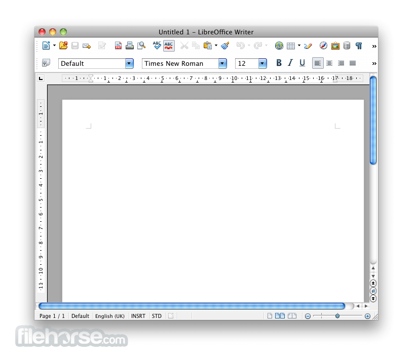 LibreOffice 3.5.4 Screenshot 2