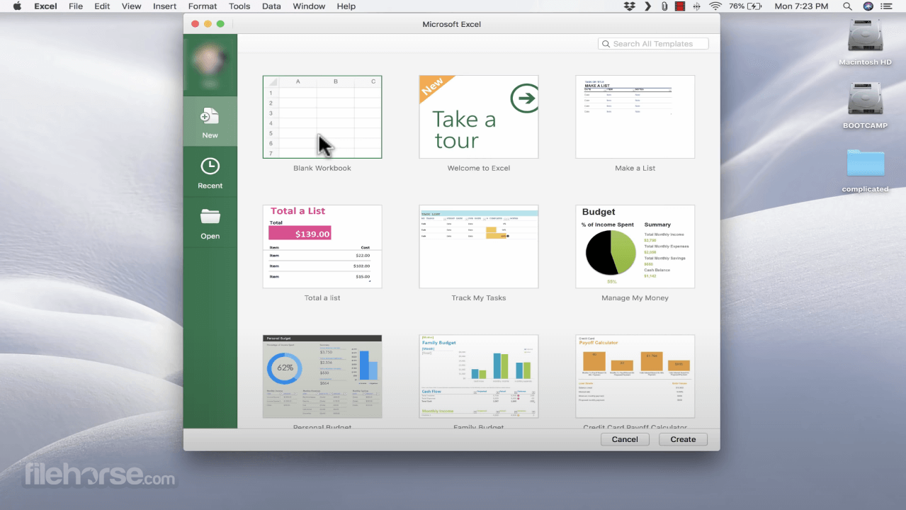 Mac Os Excel Download