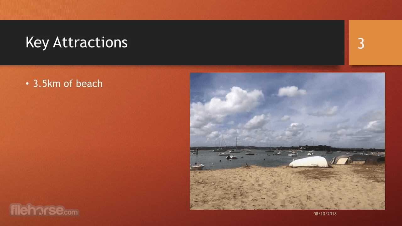 Microsoft PowerPoint 16.49 Captura de Pantalla 5