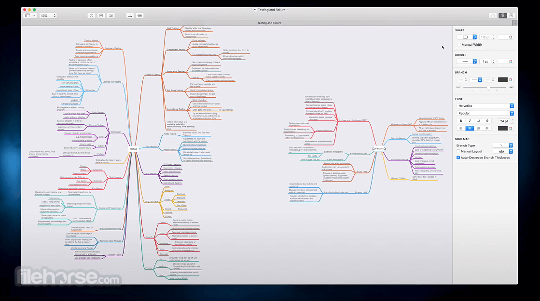 MindNode 2021.1 Screenshot 4