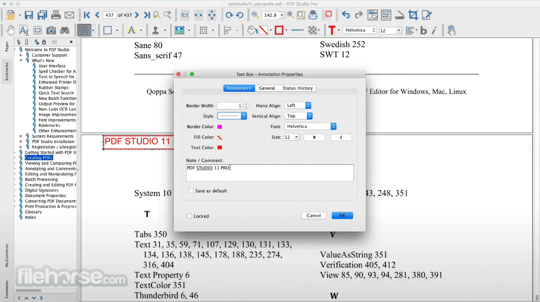 PDF Studio 2019.2.3 Screenshot 4