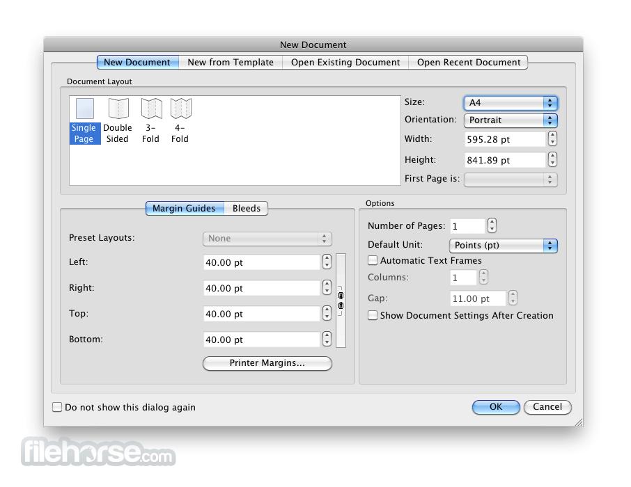 Scribus 1.4.2 Screenshot 2