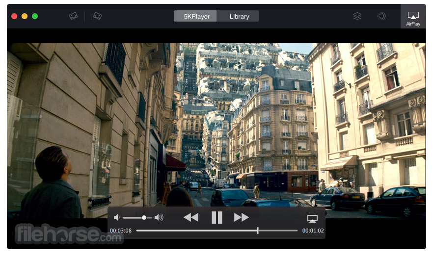5KPlayer 4.1 Screenshot 4