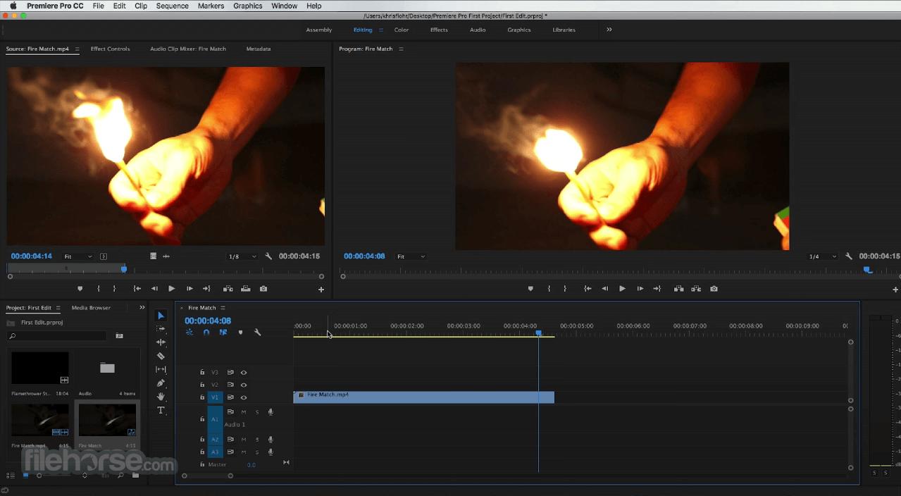 Adobe Premiere Pro For Mac Download Free 2021 Latest Version