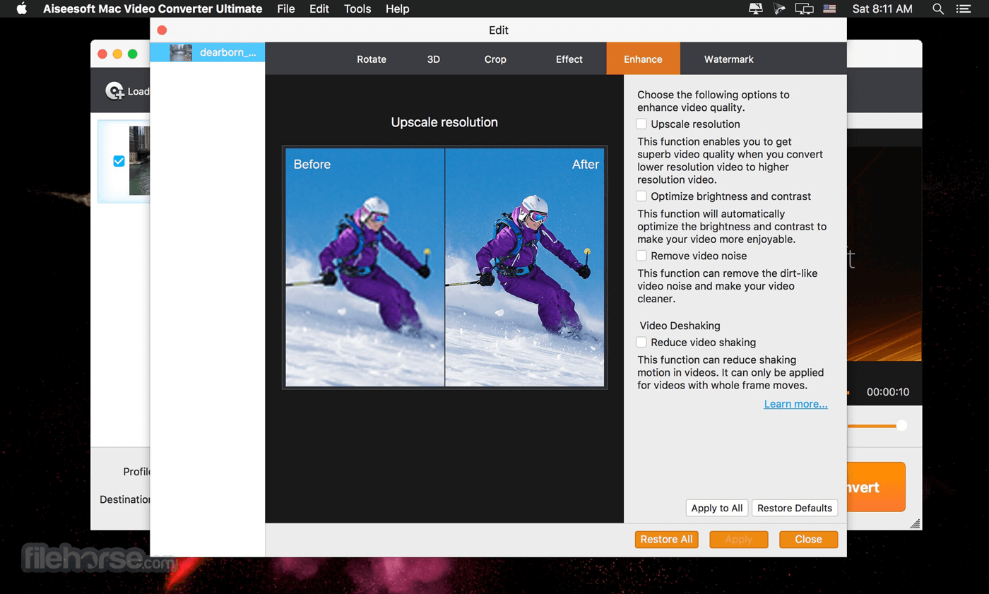 Aiseesoft Total Video Converter 9.2.10 Screenshot 2
