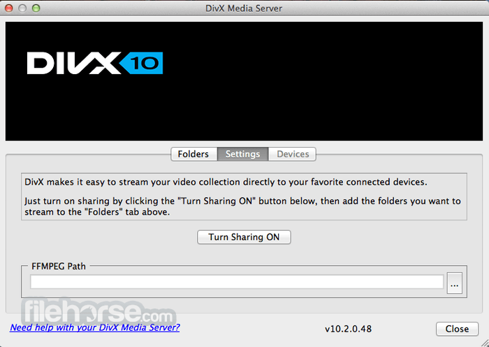 DivX 10.8.7 Screenshot 3