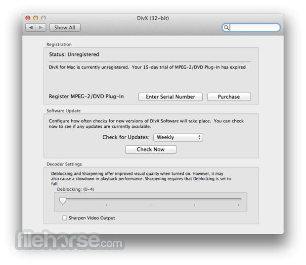 DivX 10.8.7 Screenshot 4