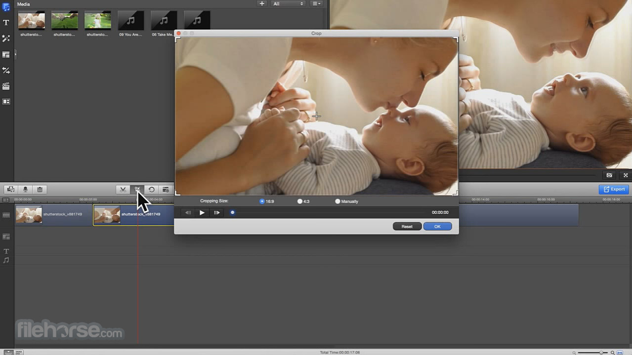 Wondershare Filmora 8.5.0 Screenshot 1