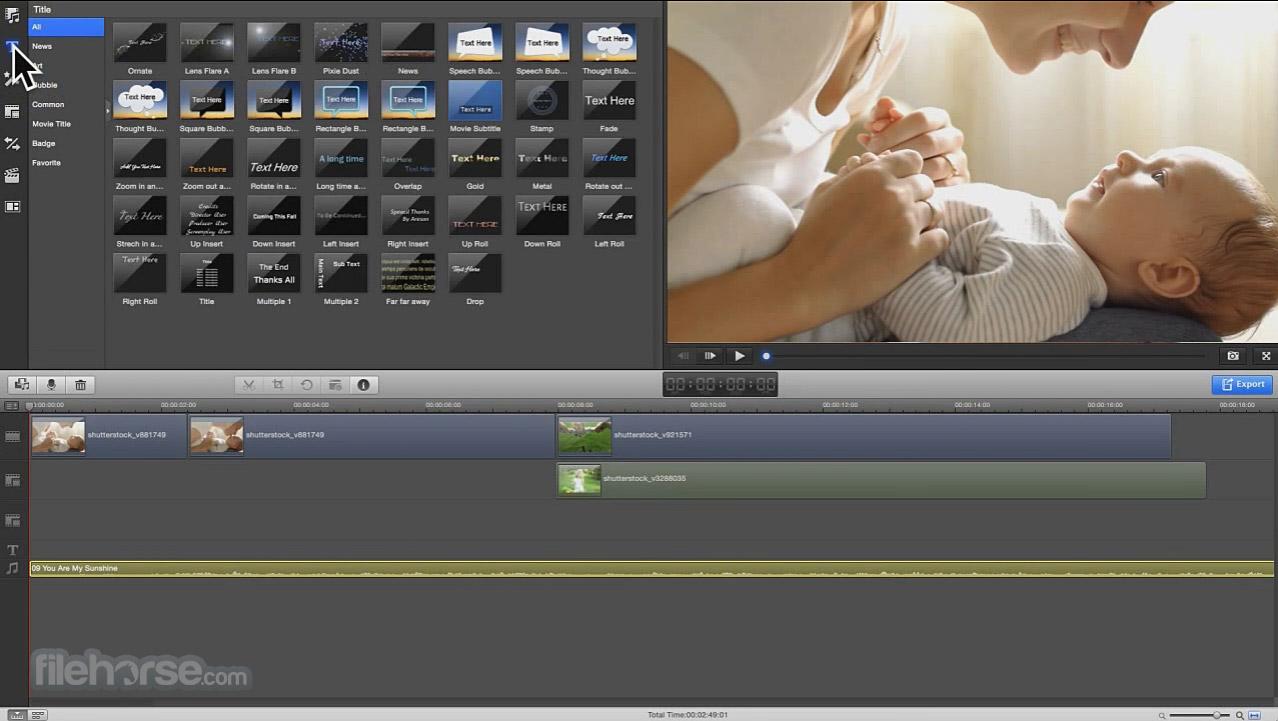 Wondershare Filmora 8.5.0 Screenshot 2