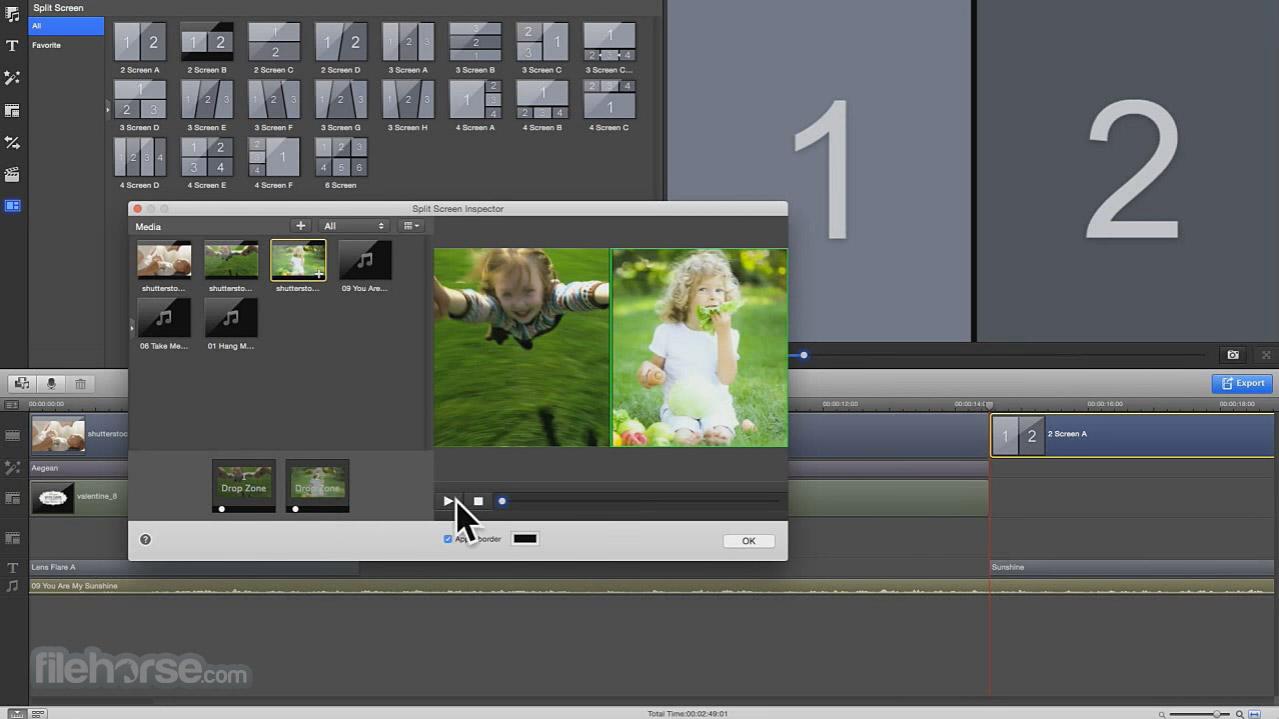 Wondershare Filmora 8.5.0 Screenshot 5