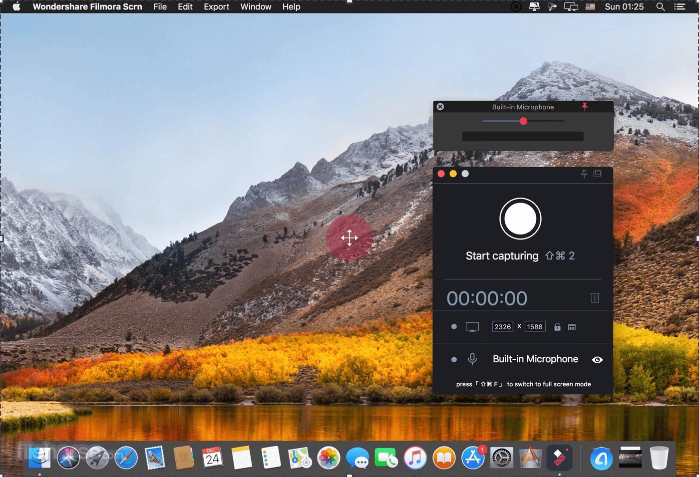 Filmora Scrn 2.0.1 Screenshot 2